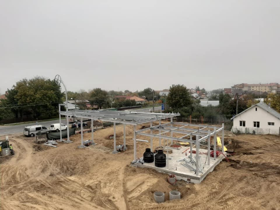 Octano Downstream – statie distributie carburanti